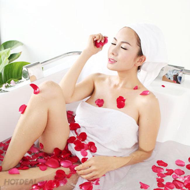 Tắm Trắng Toàn Diện Whitening Đẹp Không Sợ Nắng Tại TMV Uy Tín...