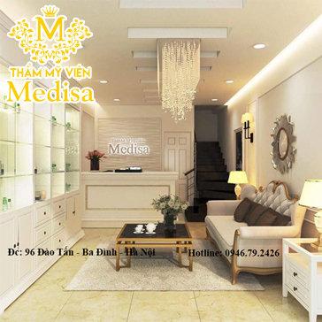 Triệt Lông Trọn Gói Cam Kết Hiệu Quả - TMV Quốc Tế 4* Medisa Spa