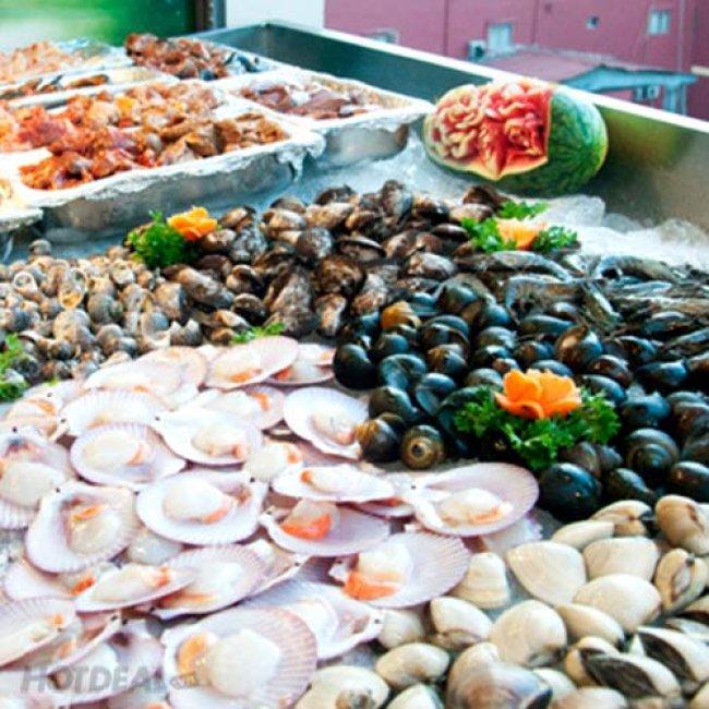 Buffet Tối Nướng Hơn 50 Món Cuối Tuần Tại Ks Hương Sen 3* - Áp...