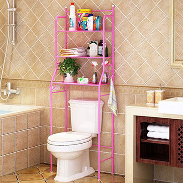 Kệ Toilet 03 Tầng Đa Năng