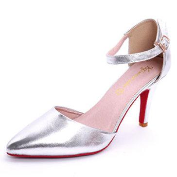 Giày Cao Gót Bít Mũi Thời Trang KT Fashion Shoes B41