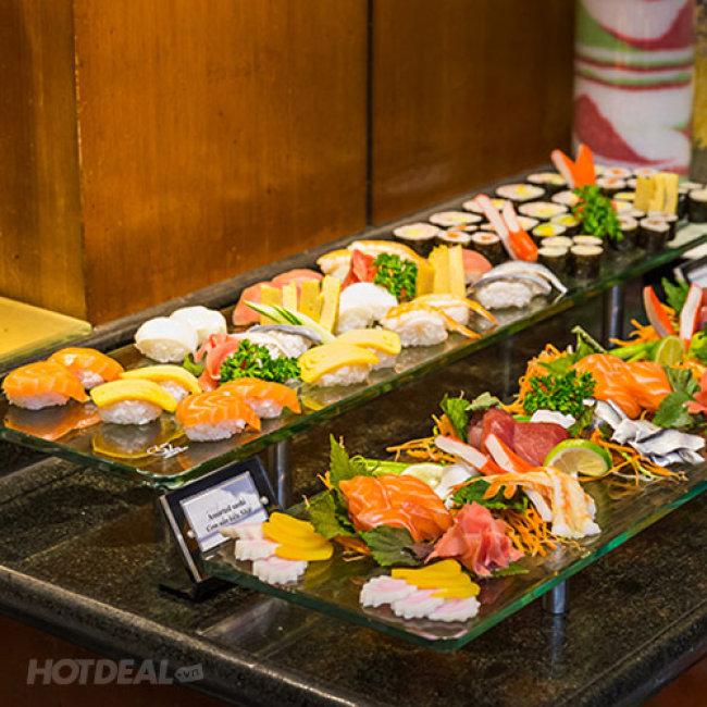 Buffet Tối Hải Sản Tôm Hùm Thứ 4 Đến Thứ 7 Tại Khách Sạn...