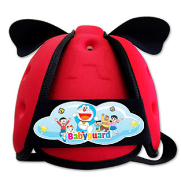 Mũ Bảo Vệ Đầu Cho Bé Babyguard Funny Logo