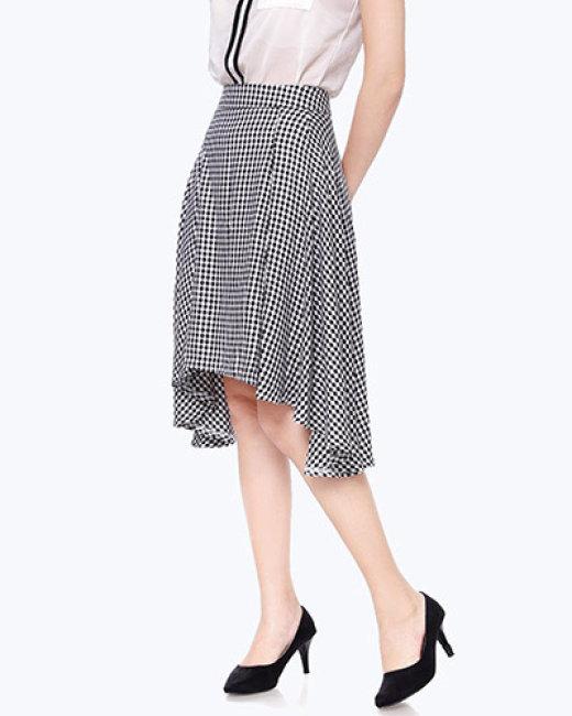 Váy Xòe Đuôi Tôm 8500027 Thương Hiệu Việt Thy