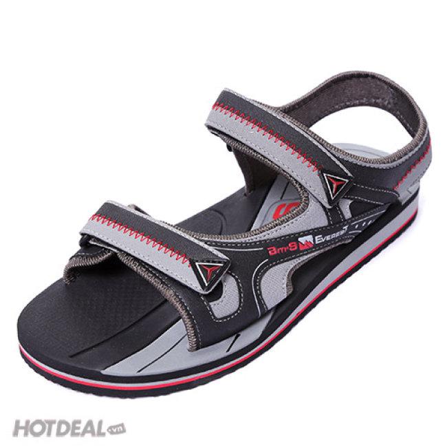 Giày Sandal Cho Nam DXM127655DEN39