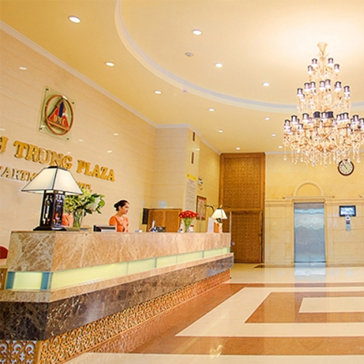 Vĩnh Trung Plaza 4* Đà Nẵng 2N1Đ - Căn Hộ 01 Phòng Ngủ Sang Trọng + Ăn Sáng Buffet, Hồ Bơi Miễn Phí Cho 02 Người