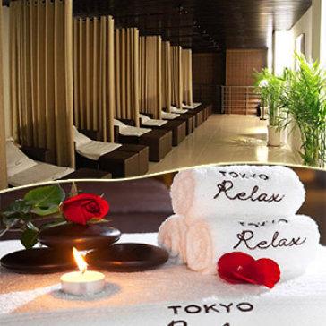 Tokyo Relax - Top 10 Spa Nổi Tiếng SG Về Massage Body, Foot Nhật Bản