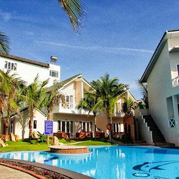 Mũi Né Paradise Resort 3* 2N1Đ – Giá Sốc Mùa Hè – Gồm Ăn Sáng