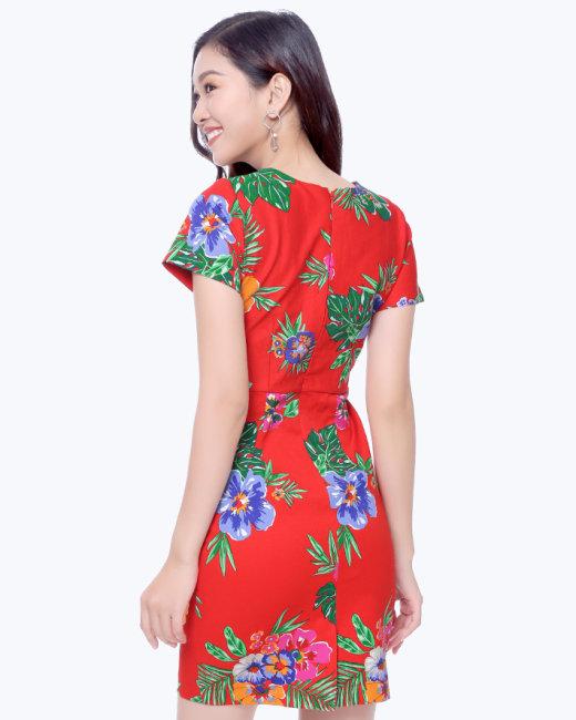 Đầm Công Sở Hoa Fashion