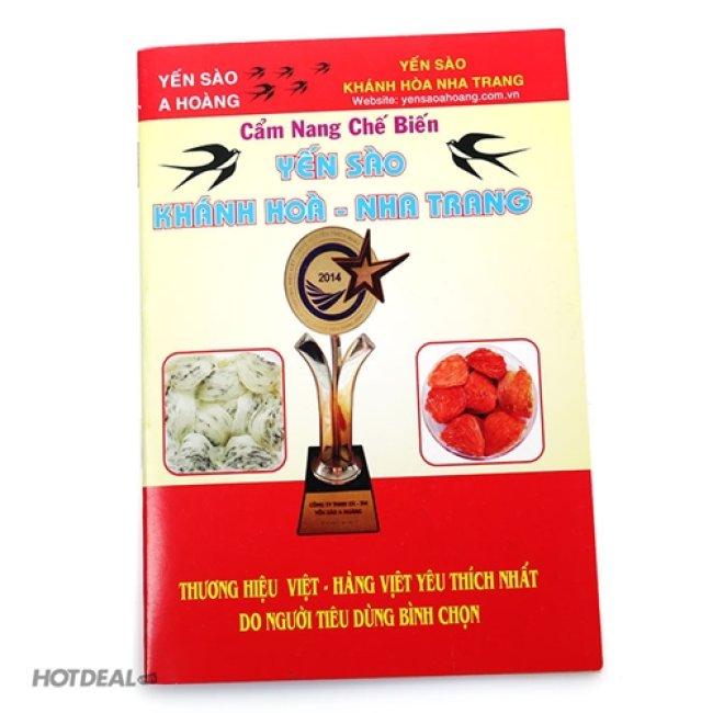 Combo 01 Hộp Yến A Hoàng (100gr) + 1 Hộp Đường Phèn + 1 Tai Yến...