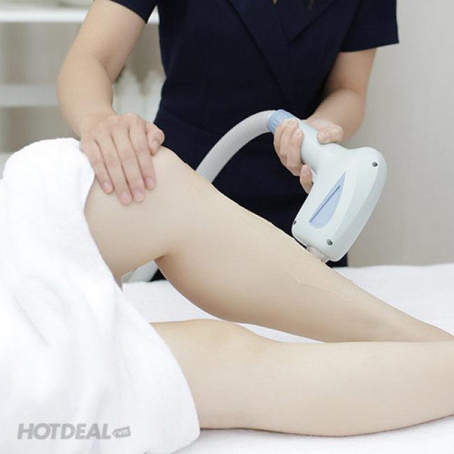 TTTM Phú Khang - Triệt Lông Vĩnh Viễn Diode Laser (10 Lần) - BH 03 Năm