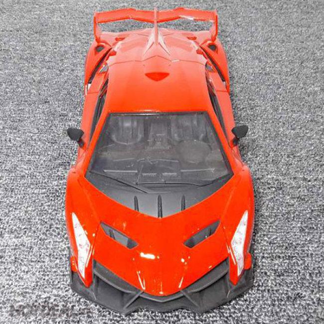 Xe Lamborghini Điều Khiển Pin Sạc Tay Lái Vô Lăng (1330-1A)