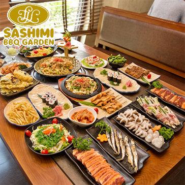 Sumo Yakiniku Buffet - Tại Sashimi BBQ Garden (Lã Vọng Group)