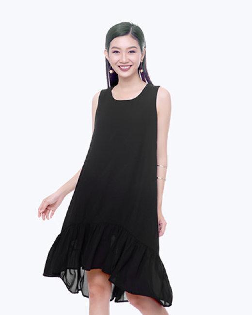 Đầm Mullet Caro Thời Trang