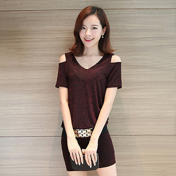 Đầm Cut Out Vai Tina