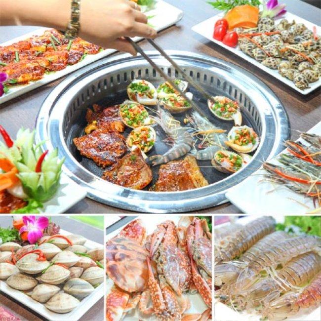 Buffet Poseidon - Buffet Lẩu Nướng Và Hải Sản Đẳng Cấp Nhất Hà...