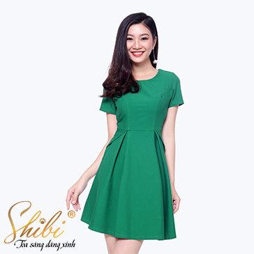 Đầm Công Sở Shibi SB083