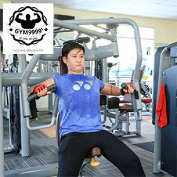 1 Tháng Tập Gym, Aerobic Không Giới Hạn Thời Gian Miễn Phí Xông Hơi Tại Gym 9999S