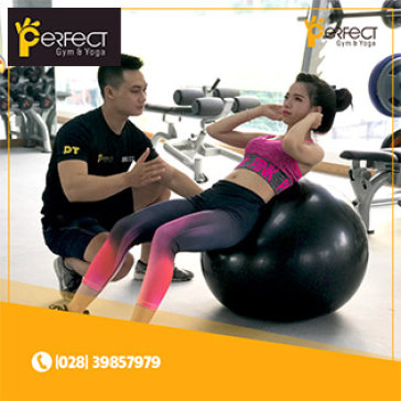 01 Tháng Tập Gym Không Giới Hạn Thời Gian & Các Lớp Tập Tại Perfect Gym & Yoga