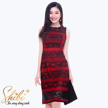 Đầm Dự Tiệc Cao Cấp Shibi SB102