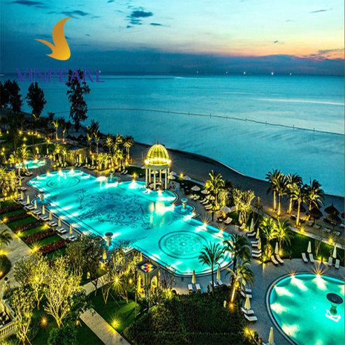 Villa 02 PN 2N1Đ - Ăn 3 Bữa + Safari + Vinpearl Land - Hệ Thống Vinpearl Phú Quốc Cho 04 Khách