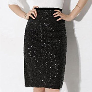 Chân Váy Sequin Hot Trend