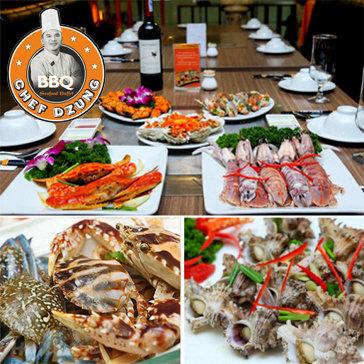 Chef Dzung - Lẩu & Nướng Không Khói - Đẳng Cấp Buffet Số 1 Hà Thành