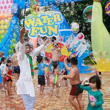 Water Fun – Trọn Gói Vui Cả Ngày – Tặng Ngay Súng Nước, Bomb Nước…