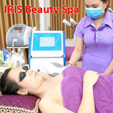IRIS Beauty Spa - Triệt Lông Vĩnh Viễn, Không Đau + Hiệu Quả (10 Lần) – BH 03 Năm