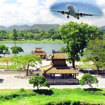 Tour Hồ Chí Minh - Đà Nẵng 3N2Đ + Vé Máy Bay Khứ Hồi, Khám Phá Ngũ Hành Sơn - Hội An - Bà Nà