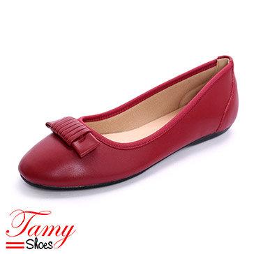 Giày Búp Bê Nơ Đan Dây Tamy Shoes 09