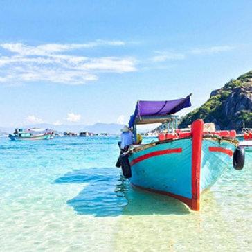 Tour Bình Ba 2N2Đ Siêu Khuyến Mãi - Khám Phá Đảo Tôm Hùm - Tiệc Rượu Nổi – Bar Trên Biển - Xe Ghế Ngồi