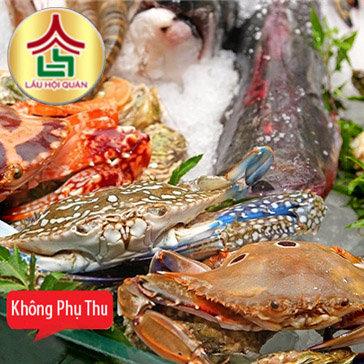 Buffet Lẩu Nướng Tại NH Lẩu Hội Quán - Vincom 54A Nguyễn Chí Thanh