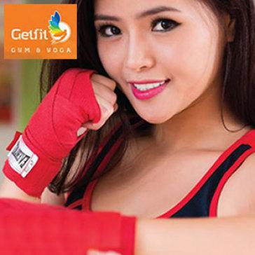 Tập Luyện Đẳng Cấp 5* Tất Cả Các Khóa Học Tại Getfit Gym & Yoga