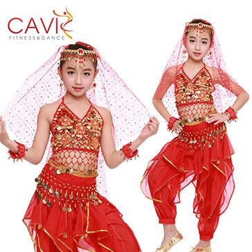 Cavi Fitness & Dance – 1 Tháng Tập Bellydance Dành Cho Trẻ Từ 9 Đến 15 Tuổi
