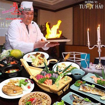 Doki Doki Sushi Club - Buffet Nhật Ngon Chuẩn Vị Menu Vip  (Không Phụ Thu)