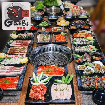 Đẳng Cấp Buffet Nướng Và Lẩu Ăn Thả Ga - Menu Mới Nhiều Món Hơn - Galbi Buffet