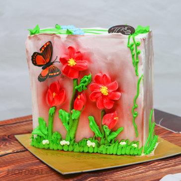 Mừng Khai Trương Chi Nhánh Mới: 1 Trong 4 Mẫu Bánh Kem Hấp Dẫn Tại TC Cake & Milktea