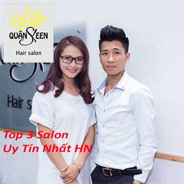 Trọn Gói Làm Tóc Đẹp Đẳng Cấp - Tặng Thẻ Hấp 01 Năm Không Giới Hạn Tại Quân Keen Hair Salon