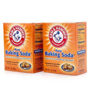 Combo 2 Hộp Baking Soda Arm & Harmer Đa Công Dụng Chính Hãng 454GR/H