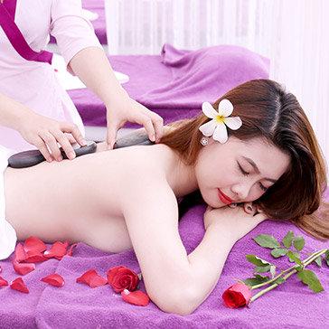 Miễn Tip - 100 Phút Massage Body, Foot, Chăm Sóc Da Mặt Chuyên Sâu - 60 Minutes Healthy Beauty & Spa