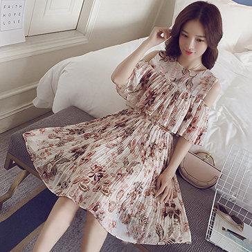 Đầm Hoa Dập Ly Hot Trend