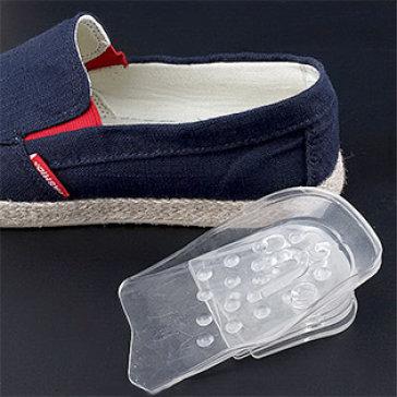 Combo 10 Miếng Lót Giày Silicon Tăng Chiều Cao