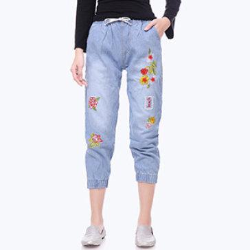 Quần Baggy Fashion