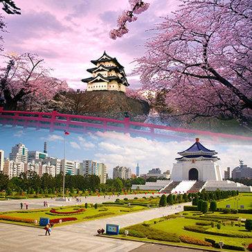 Tour Đài Loan Mùa Thu 5N4Đ Khám Phá Đài Bắc – Đài Trung – Cao Hùng – Trọn Gói Bao Gồm Visa