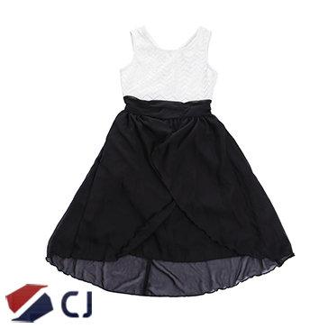 Đầm Bé Gái Nhún Eo CJ