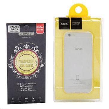 Ốp Lưng iPhone Hoco Và Kính Cường Lực iPhone 5/5S, 6/6S, 6Plus, 7, 7Plus