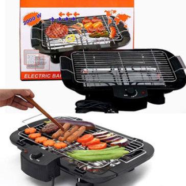 Bếp Nướng Điện Cao Cấp Electric Barbecue Grill - BH 6 Tháng