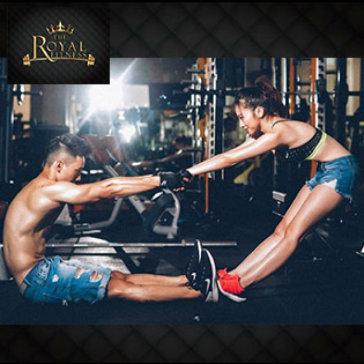 4 Tuần Tập Gym Trong Không Gian Sang Trọng & Máy Móc Hiện Đại tại Royal Fitness