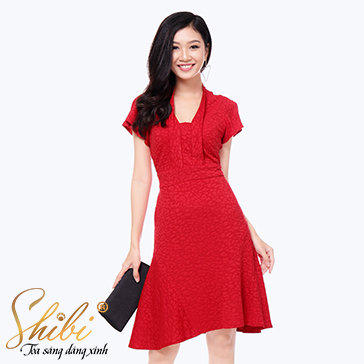 Đầm Dự Tiệc Shibi SB109
